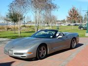 2001 chevrolet Chevrolet Corvette Convertible 2-Door